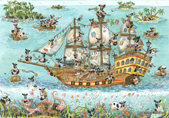 Pirates of the Cowribbean BIG SALE