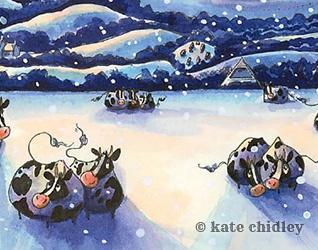 Christmas at Glastonbury competition.