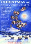 There will be mulled wine and mince pies.