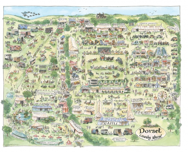 Event maps