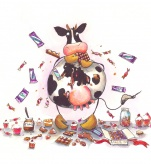 Greedy Cow