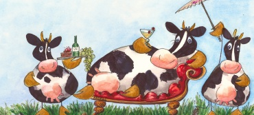 Lazy Cow