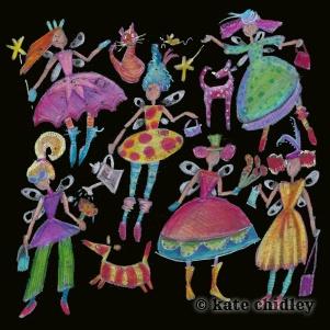Sweet Fairy Cakes