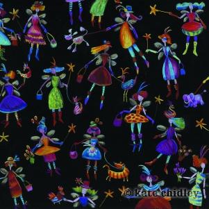 Fairy frolics