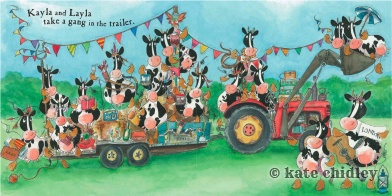 Glastonbury Tails Book