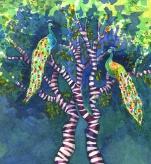 Peacock Tales