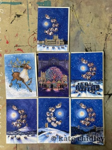 Chrstmas cards- mixed pack